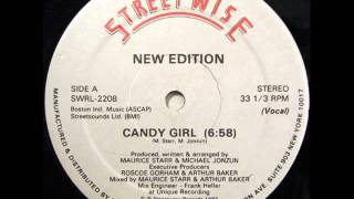 "New Edition - Candy Girl (12"" Version)"