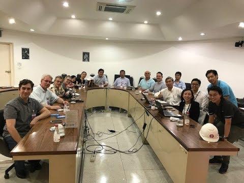 AnalogPlanet Visits Vinyl Pellet Manufacturer TPC (Thai Plastics and Chemicals)