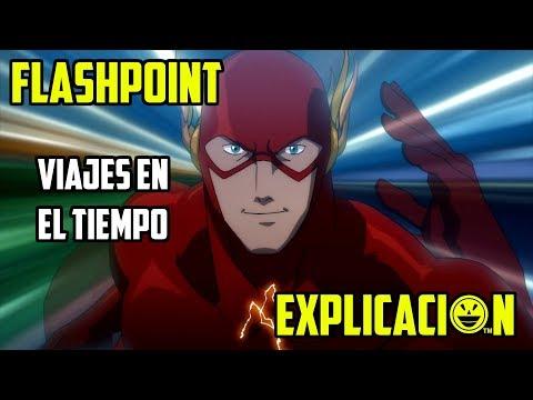 Justice League: The Flashpoint Paradox | Viajes en el tiempo | Análisis y Explicación