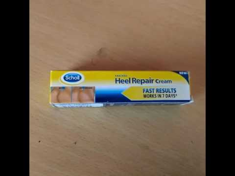 Review of Dr School's Foot Cream