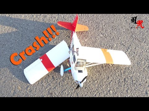 NICESKY Decathlon Scout 680mm Maiden & Last flight | Hobby Review