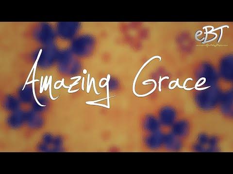 Amazing Grace - Backing Track in C Major, 65 bpm [CHORDS & LYRICS]