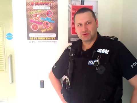 Aycliffe Neighbourhood Policing Team #respect
