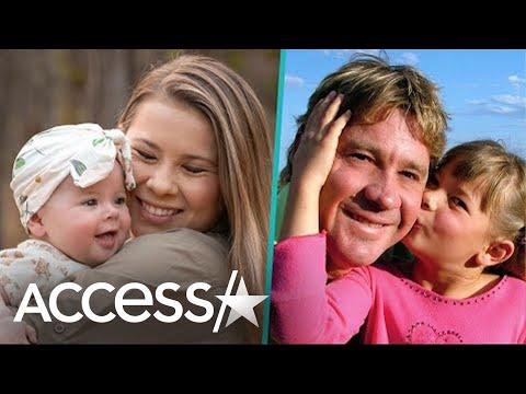 Bindi Irwin's Daughter Grace 'Lights Up' Watching Late Grandpa Steve Irwin 15 Years After His Death