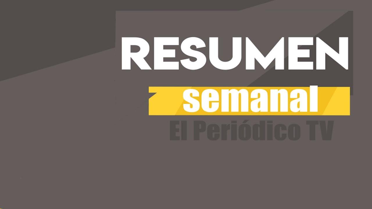 Resumen Semanal - Viernes 03/07