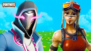 🔴 New Skins! Winning in SOLOS! (Fortnite Season 5)