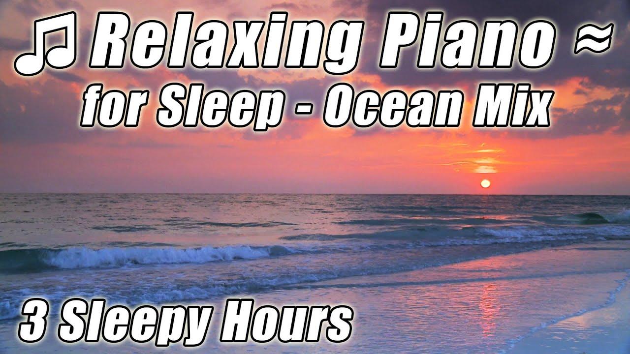 Sleep Music For Babies Deep Relaxation Soft Slow Piano