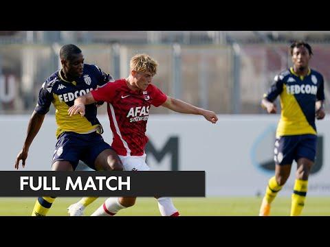 AZ - AS Monaco | Full Match | Friendly