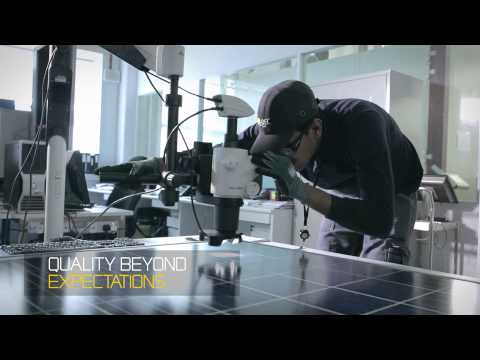 An Introduction to REC Solar's Integrated Manufacturing Site in Singapore