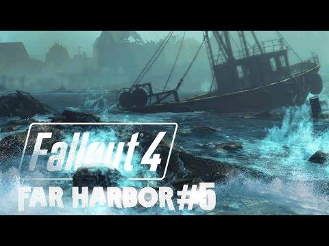 IL SEGRETO DI DIMA!! - Fallout 4 FAR HARBOR #5 Gameplay ITA
