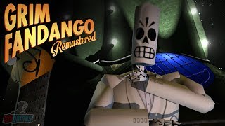Grim Fandango Part 5 | Point And Click Game Let