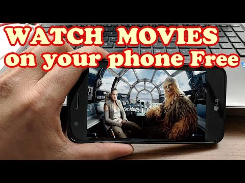 How To Watch Movies for Free like Netflix on any Android Phone 2018