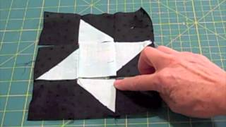 Maverick Quilts Star Block Tutorial