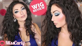 """✨Lace Front WIG REVIEW! ✨ So Good Hair 