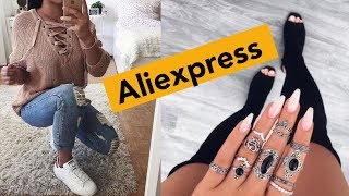 ALIEXPRESS ❤ ОЖИДАНИЕ vs РЕАЛЬНОСТЬ (ZAFUL) #missAnnsh