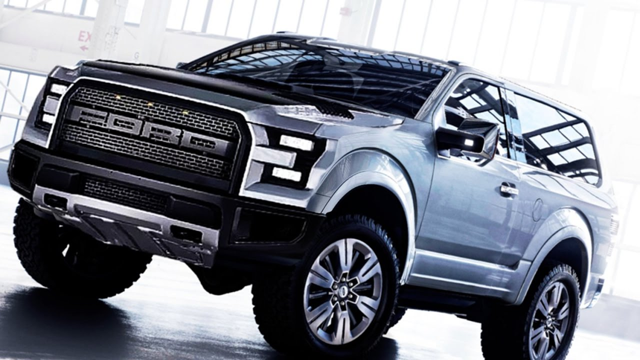 It's Official Ford Bronco To Return In 2020 -Ford Ranger