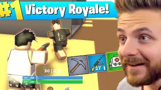 IRAPHAHELL JOACA FORTNITE IN ROBLOX !