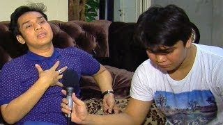 Usai Berlibur Olga Syahputra Jatuh Sakit - Seleb On Cam 17 Februari 2014