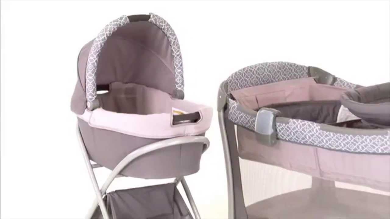 graco bedroom bassinet. graco day2night sleep system | 1852644 bedroom bassinet