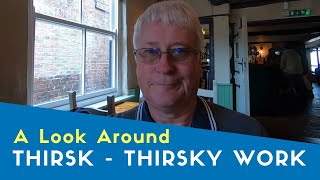 A Walk Around Thirsk - Thirsky Work? | Yorkshire Tour 2019