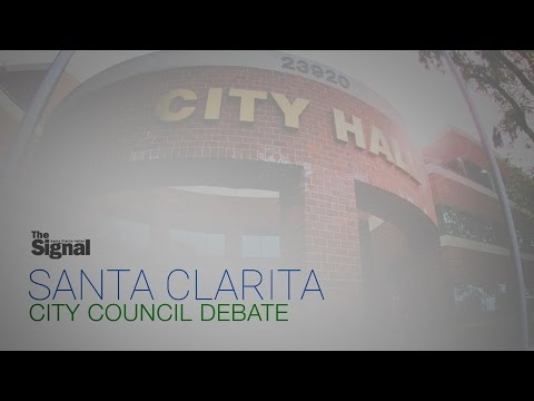 Signal Debate: 2016 Santa Clarita City Council Candidates