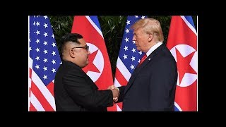 News Live updates: What will happen at the Trump-Kim Singapore summit?