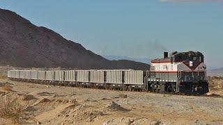 United States Gypsum Narrow Gauge Railroad Operations 12/18/18