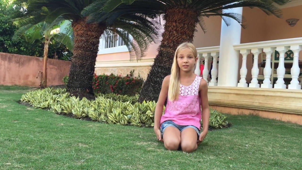 Первое видео barvina. Открываю канал на youtube для детей. Влог из .