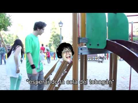 Un dia normal en el parque#Rubius Videos De Viajes
