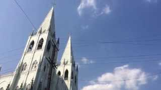 Iconic Steel Church Cathedral Towers in Asia!