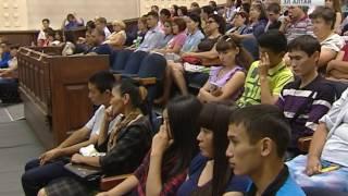 250 юношей и девушек стали студентами ГАГУ