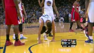 Stephen Curry 2013 Mix | Backseat Freestyle | (HD)