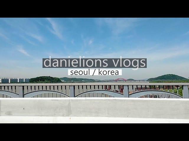 vlog #2 / danielions does SEOUL