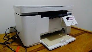 HP LaserJet Pro M26nw підключити та налаштувати wi-fi(windows)