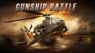Game Play - GUNSHIP BATTLE : Helicopter 3D