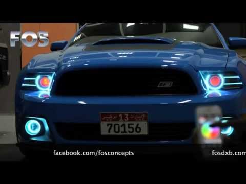 Oracle Lighting Colorshift Wifi Reciever Demo Fos Automotive Concepts