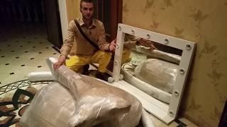 Подвесное кресло Ego - упаковка, доставка, обзор UkrBest, Украина