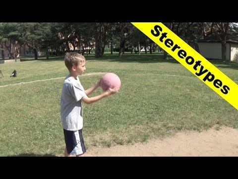Stereotypes: Kickball | That