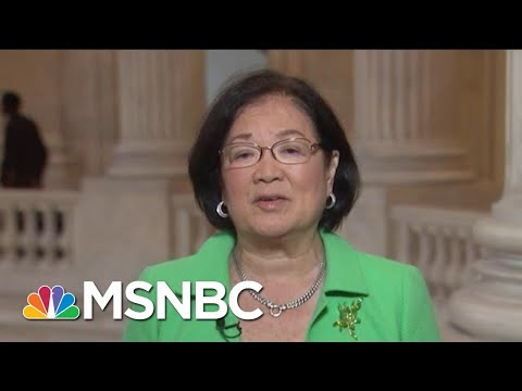 Senator Previews Committee Hearing On Reunification | Morning Joe | MSNBC