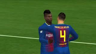 Dream League Soccer 2018 Android Gameplay #130