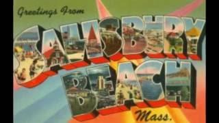 Camping Salisbury Beach dans l'état du Massachusetts au Etats Unis