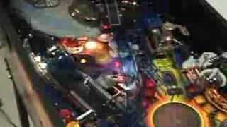 1998 Sega Lost in Space pinball machine