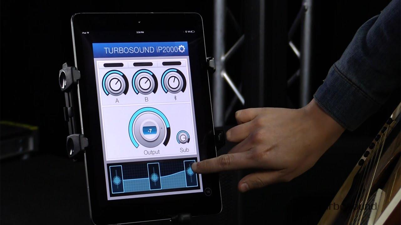 TURBOSOUND INSPIRE iP2000 How To - Bluetooth Pairing