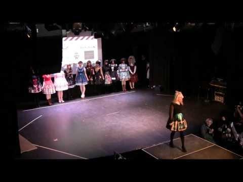 Designer Fashion Show Helsinki Lolita Convention Hellocon 2014