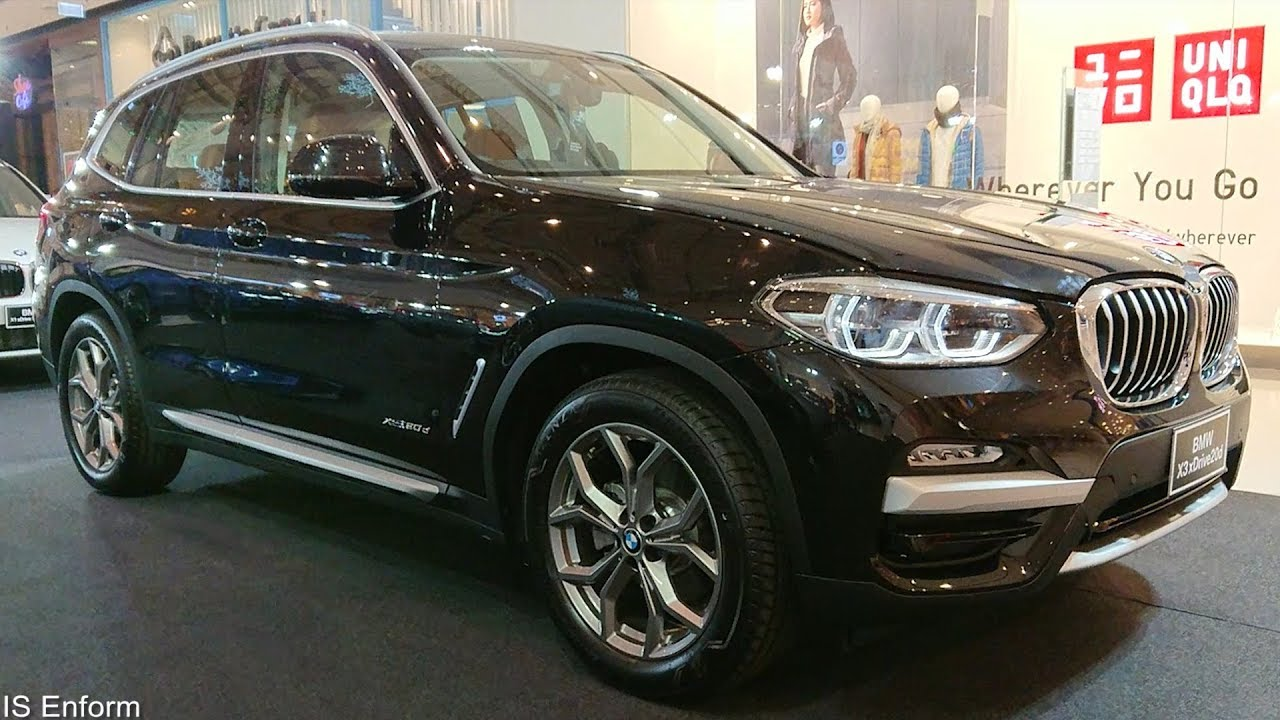BMW X3 phiên bản xDrive20d xLine