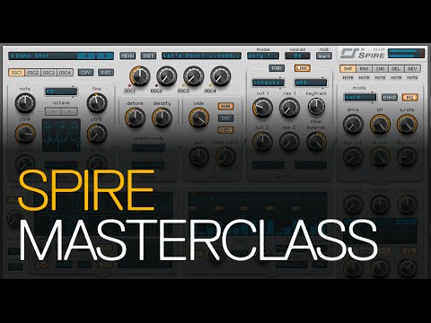 Spire Masterclass - Learn Every Feature & Function