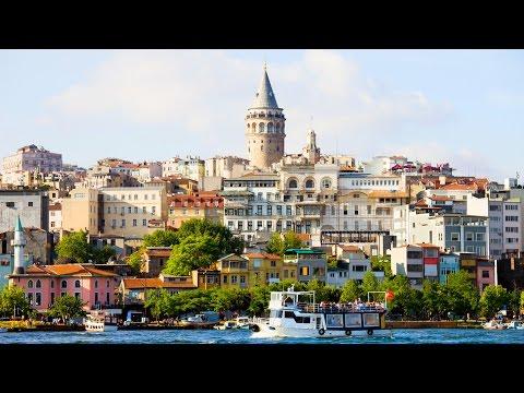 Istanbul - Beyoglu District