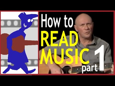 How to Read Music - Part 1