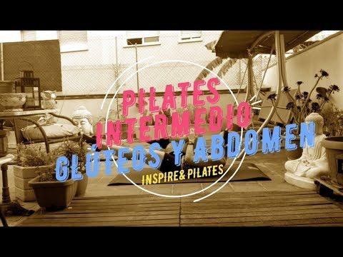 PILATES INTERMEDIO - ABDOMEN Y GLÚTEOS