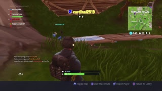 Fortnite avec amoney855 et rebelle et cardnal